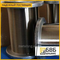 Wire nickel 1,5 NMtsAK-2-2-1