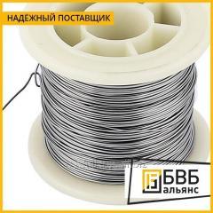 El alambre nihromovaya 0,14 mm Х15Н60