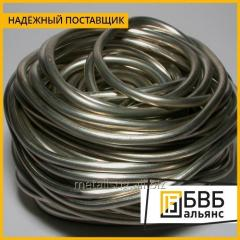 Wire made of non-ferrous metals