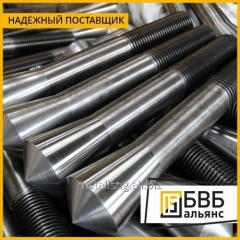 Production of anchor bolts