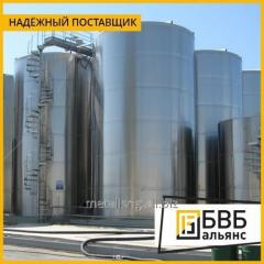 Production of vertical tanks