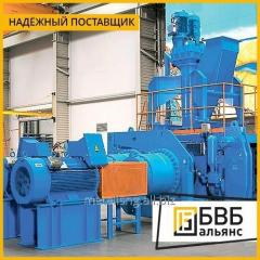 Production of the equipment for production of