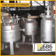 The equipment for manufacture of paint and varnish materials