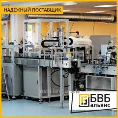 Production of reactors for production of perfumery