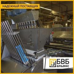 Production of tanks for the confectionery industry