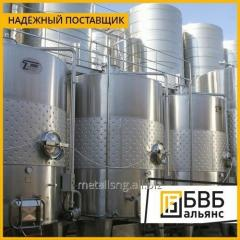 Production of tanks for chemical industry