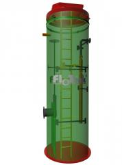 Pump stations for fire extinguishing FloTenk-PNS,