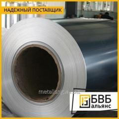 El rollo de aluminio 0,8х1200 mm АД1М
