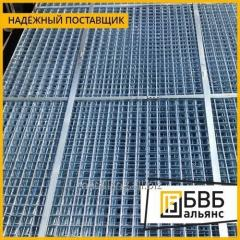 Welded platform gratings x/St3