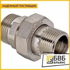 "Threaded connection Gas (American) G 1 ""AISI 304 BP/BP"