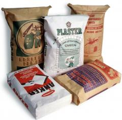Paper bags for loose products