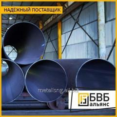 Pipes for main gas and petroleum pipelines