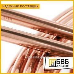 Copper-nickel pipe 19h1 NLM 5-1 m