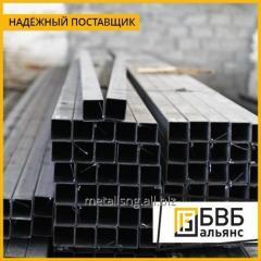 Profile pipes square 10x10x1