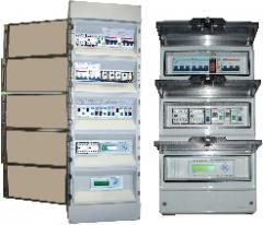 Шкафы ВШУ для управления системами отопления и