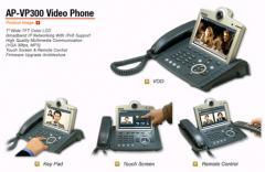 Видеотелефон AP-VP300,Видеотелефоны,Видеотелефоны
