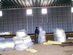 Refrigerating warehouses, chambers