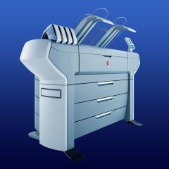 Широкоформатный цветной принтер, Oce colorwave 600