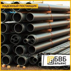 Pig-iron pipes