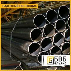 Longitudinal welded pipe 219 x 8 mm 09g2s