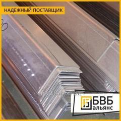 El rincón de aluminio 1,2х10х10 АД31Т1