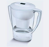 The Brita filter jug, the Filter jugs in