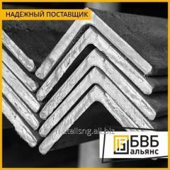 Уголок нержавеющий 60х60х6 AISI 304 равнополочный