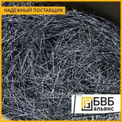 Steel anchor fiber