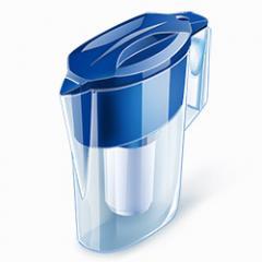 The filter jug Akvafor Ultra, jugs Akvafor in