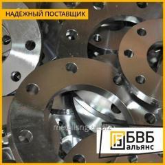 La brida de acero plano privarnoy Du de 250 Ru de