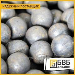 Las bolas pomolnye que muelen 120