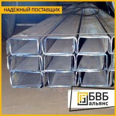 Channel equal cabriole 100x50x3