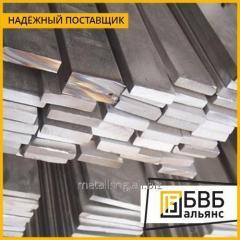 Шина алюминиевая 5х80х4000 АД31Т