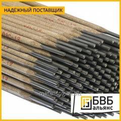 Los electrodos de soldar ANP - 13