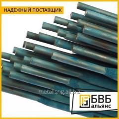 Los electrodos de soldar TSU - 5 (NAKS)