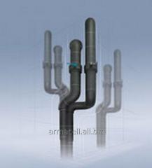 Высокотехнологичная изоляция из вспененного каучука со встроенной противопожарной защитой для железнодорожного транспорта Armaflex Rail SD