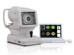 Automatic keratorefraktometr with the analyzer of the wave front KR-1W, Topcon