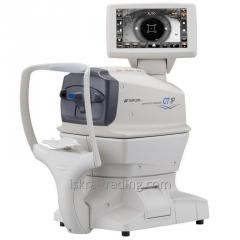 The contactless computerized eye tonometer of CT-1 and CT-1P, Topcon
