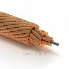 Wires uninsulated flexible