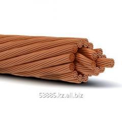 Провода неизолированные гибкие МГ