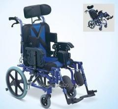 Chair - a walking wheelchair for children with cerebral spastic infantile paralysis
