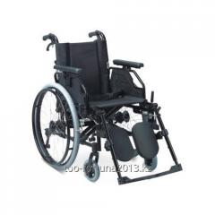 The wheelchair is universal,  walking for...