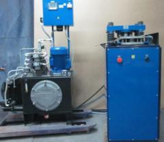 Press for SGK-7.13 thaws