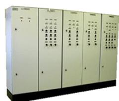 Low-voltage complete devices of the NKU system,