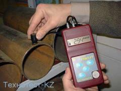 Толщиномеры ультразвуковые ТЭМП-УТ