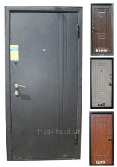 Steel doors Kurgan