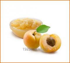 Puree apricot