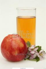 Сок яблочный осветленный, концентрированный