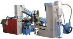 Оборудование для переработки полимерного вторсырья