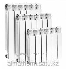 Радиатор алюминиевый  (1 секц.) 500х80 TLF